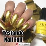Nail Foil da Newchic
