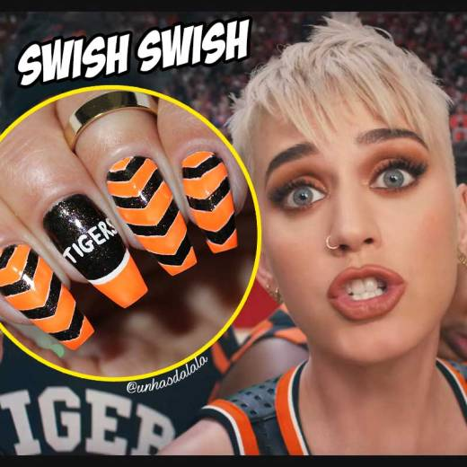 unhas decoradas swish swish
