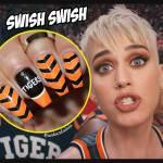 Unhas Decoradas Swish Swish – Katy Perry ft Nicki Minaj