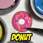 Como Desenhar Donut