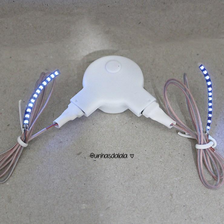 recebidos gear best, produtos gear best, recebidos, recebidos da lalá, cílios de led
