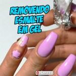 TUTORIAL: Como Remover Esmalte em Gel em Casa