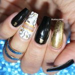 Unhas Decoradas tumblr – Stone Nails