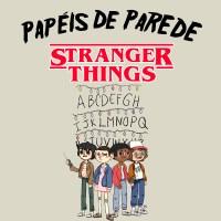 PAPÉIS DE PAREDE PARA CELULAR STRANGER THINGS