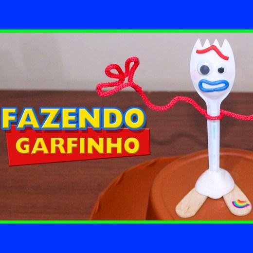 Como Fazer o Garfinho de Toy Story 4 (Forky), diy garfinho, garfinho toy story 4, fazendo o garfinho, fazendo o garfinho toy story, diy forky, forky toy story, como fazer o garfinho, como fazer o garfinho toy story 4, toy story 4, unhas da lalá, update nerd, canal update nerd, lalá, larissa leite, vídeo diy garfinho