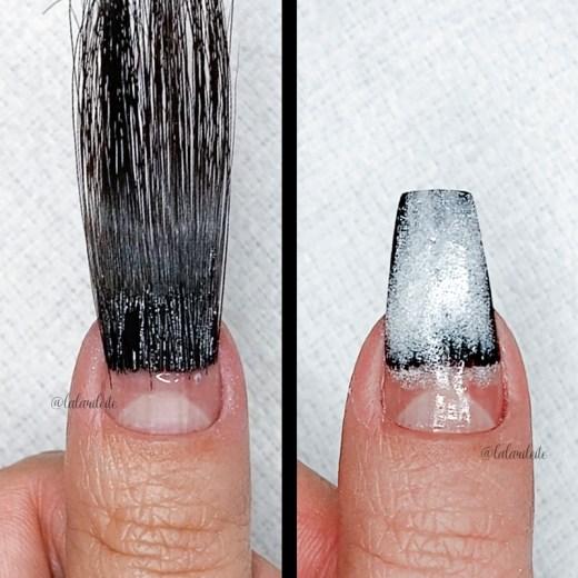 unha de cabelo, unha com cabelo, alongamento de unha com cabelo, unha postiça, unha postiça com cabelo, cabelo, hair nails, alongamento de unhas, como fazer alongamento de unhas, unhas da lala, larissa leite