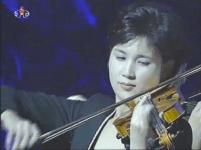 Unknown violinist
