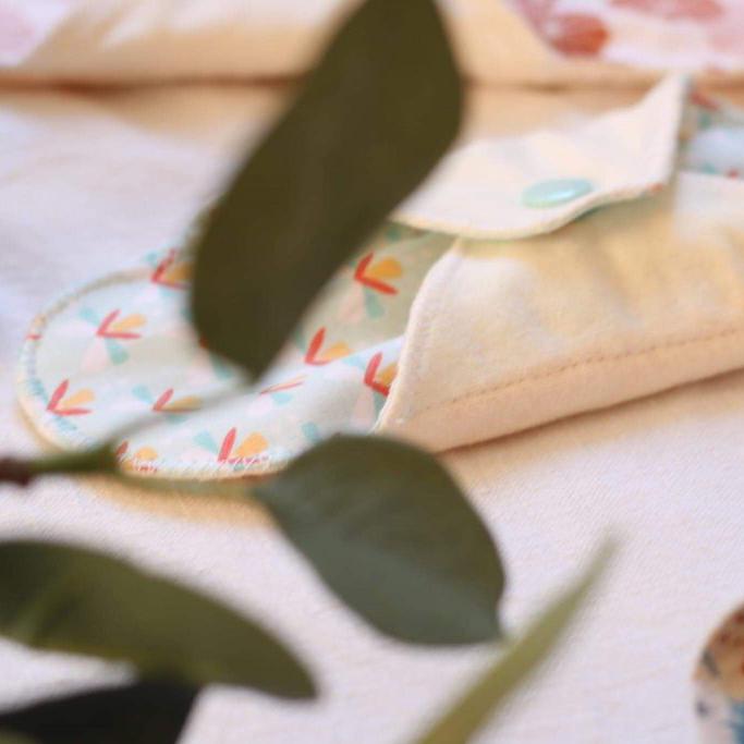 serviette menstruelle