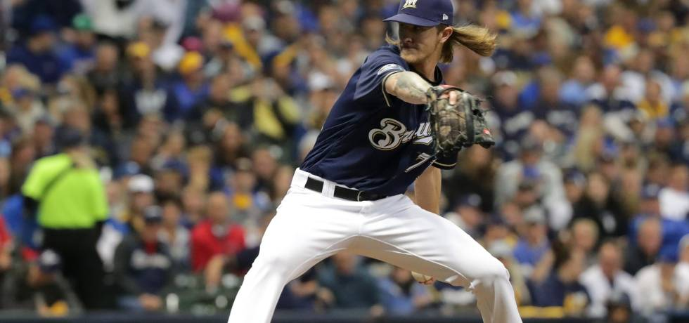 Can the Yankees create a package to acquire prized reliever Josh Hader?