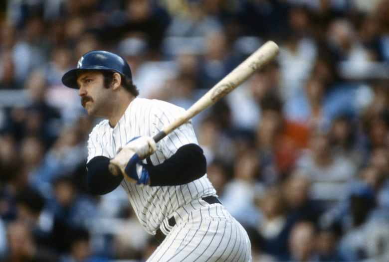 Yankees Thurman Munson
