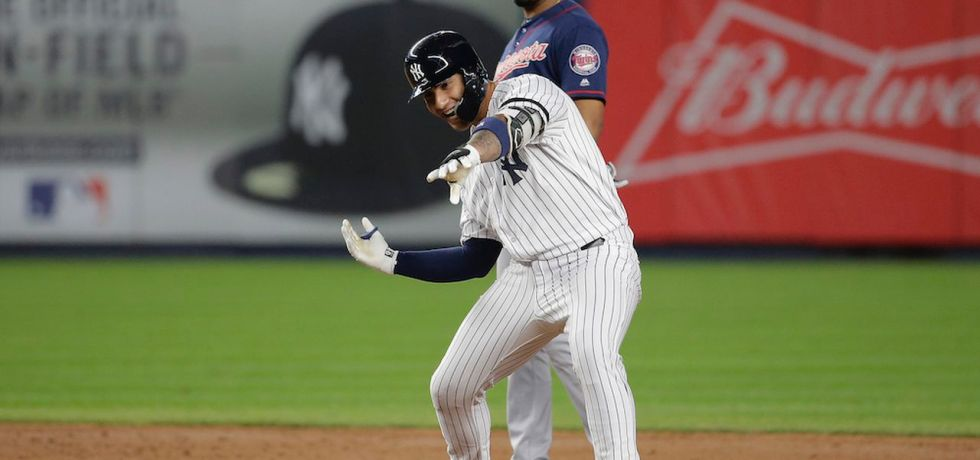 (Should the Yankees extend Gleyber Torres)