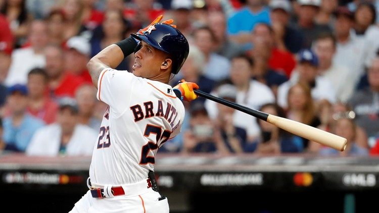 The Yankees are supposedly targeting Michael Brantley.
