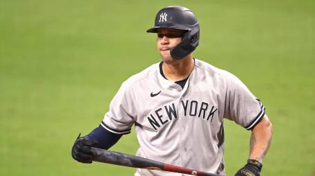 Is it time for Gary Sanchez to ride the pine for good?