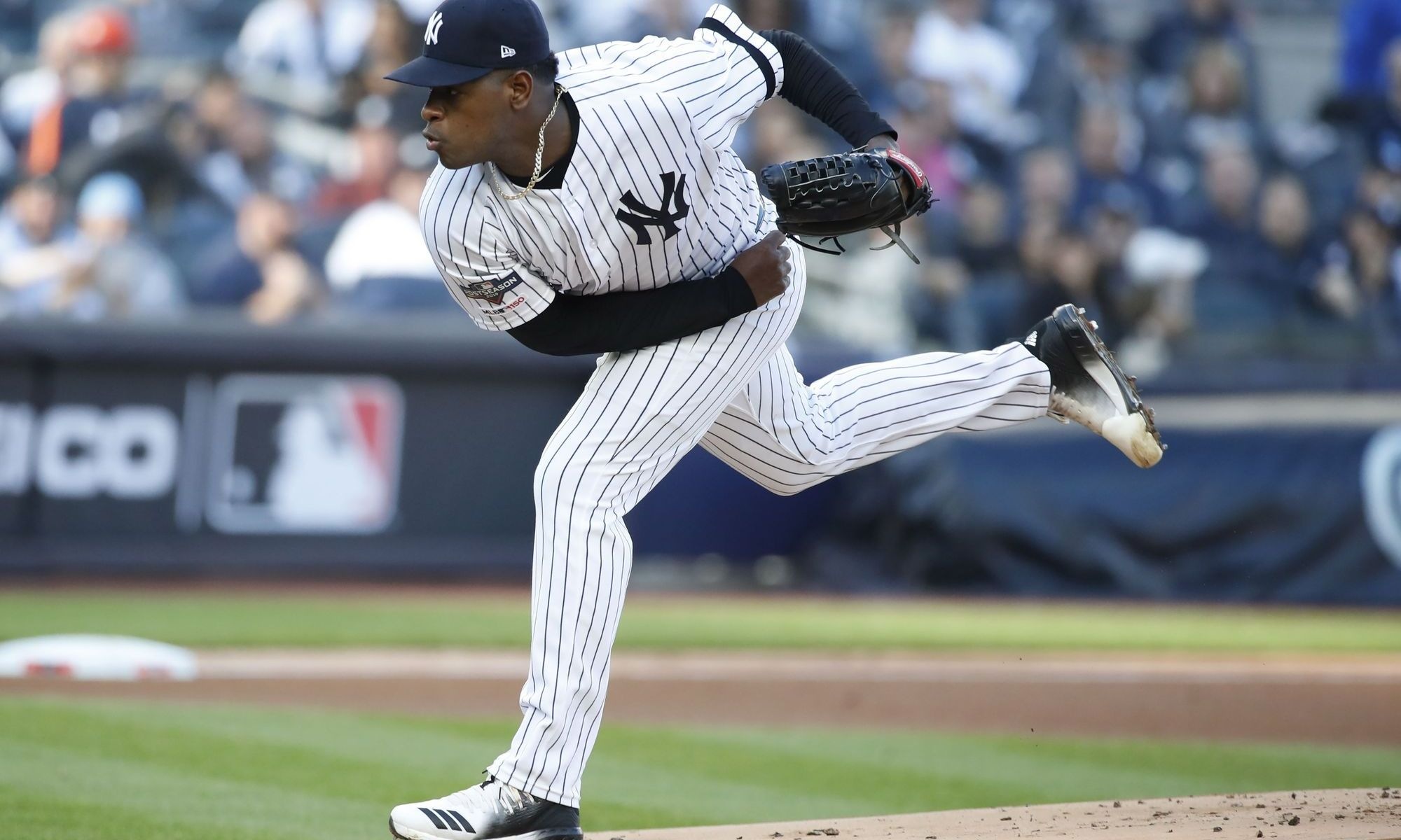 Luis Severino's injury signals more bad news for the Yankees.
