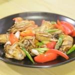 <青空レストラン>完熟牡蠣のオイスターソース炒めレシピ!
