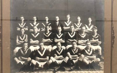 1922 Mens A1 and Intervarsity
