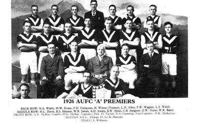 1926 Mens A