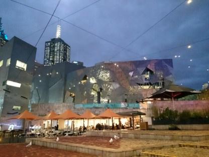 Pretty lights of Melbourne