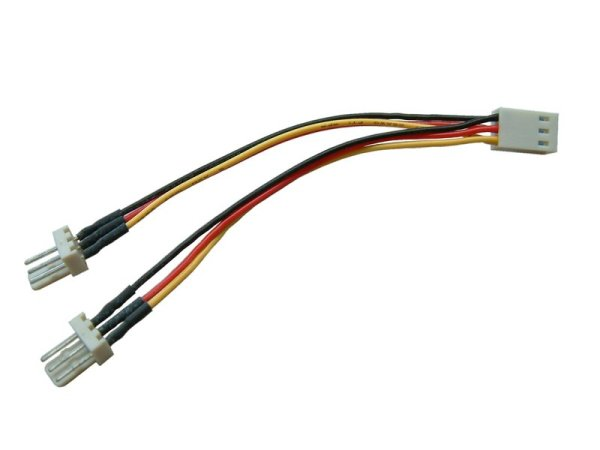 3pin Y cable