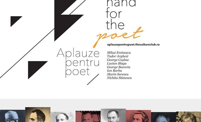 Aplauze pentru poet - STIRE