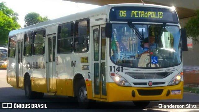 Linhas 05 e 67 passam a operar unificadas, devido obras em Igapó