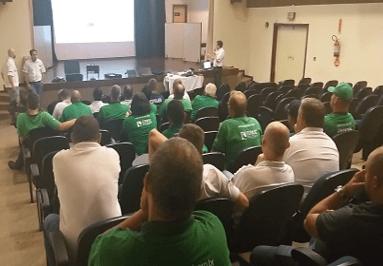 CNT e SEST SENAT capacitam técnicos do Programa Despoluir em todo o Brasil
