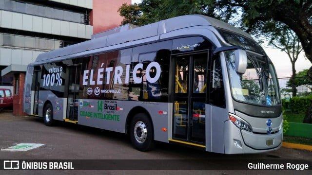 Belo Horizonte vai testar ônibus elétrico