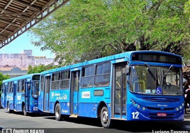 Mossoró: Coronavírus impõe mudanças no transporte coletivo