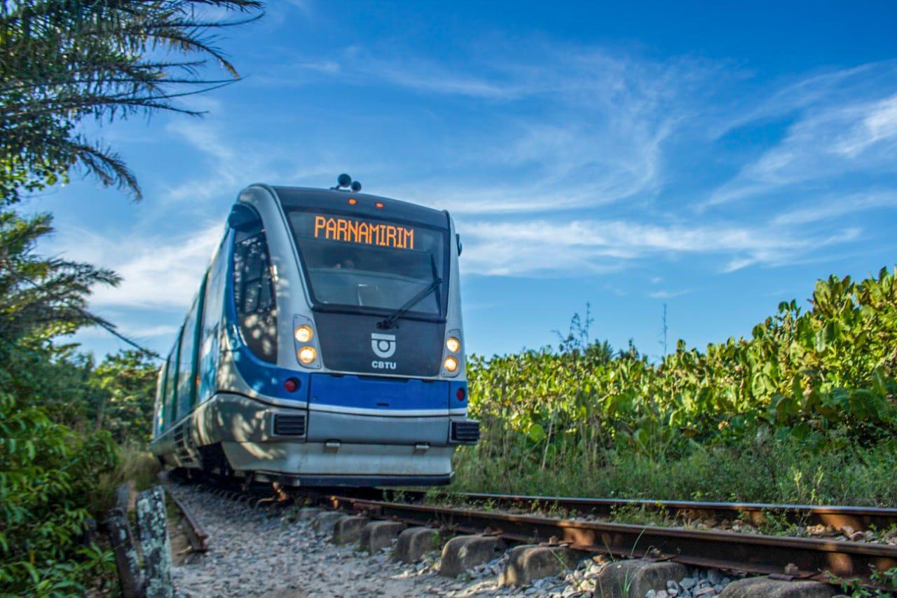 Prefeitura assina termo com CBTU para ampliar VLT e baratear transporte público na Grande Natal