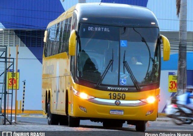 Viação Nordeste anuncia retomada parcial das operações