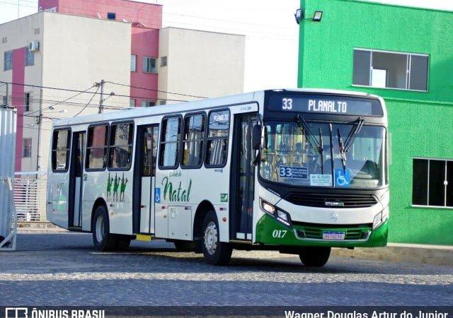 Cidade do Natal garante limpeza e higienização dos ônibus