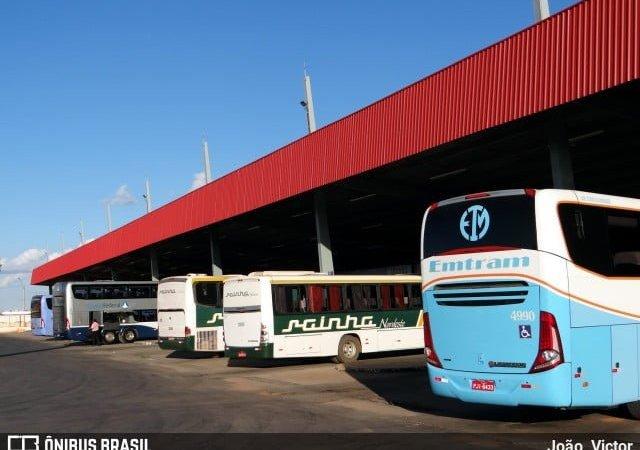 BA: Governo do estado amplia liberação de transporte intermunicipal para 303 cidades