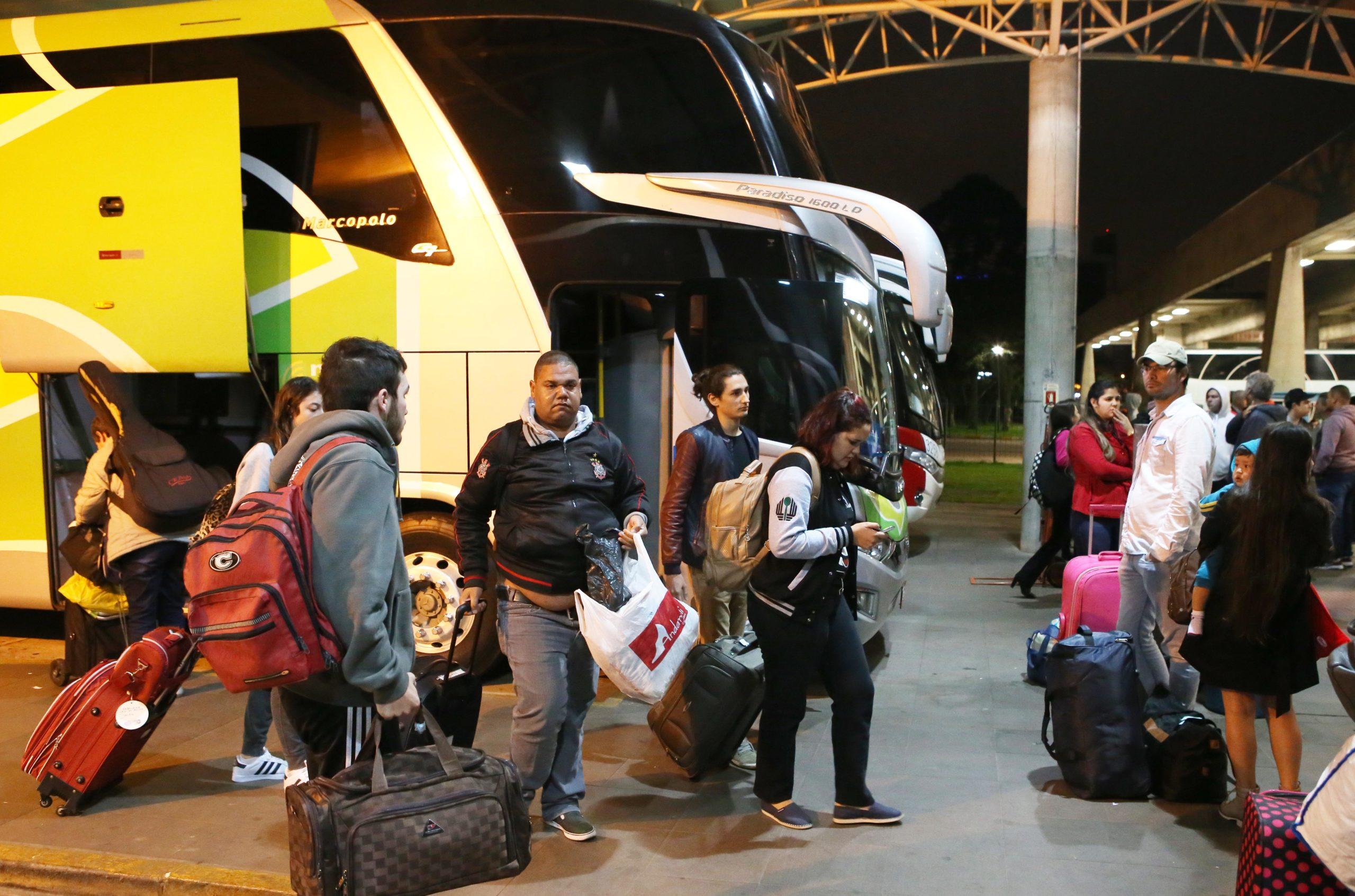 Como estão as viagens de ônibus rodoviário na pandemia?