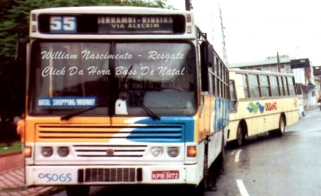 #TBT Unibus RN: Olha o 'Urbanus' na frota da Via Sul