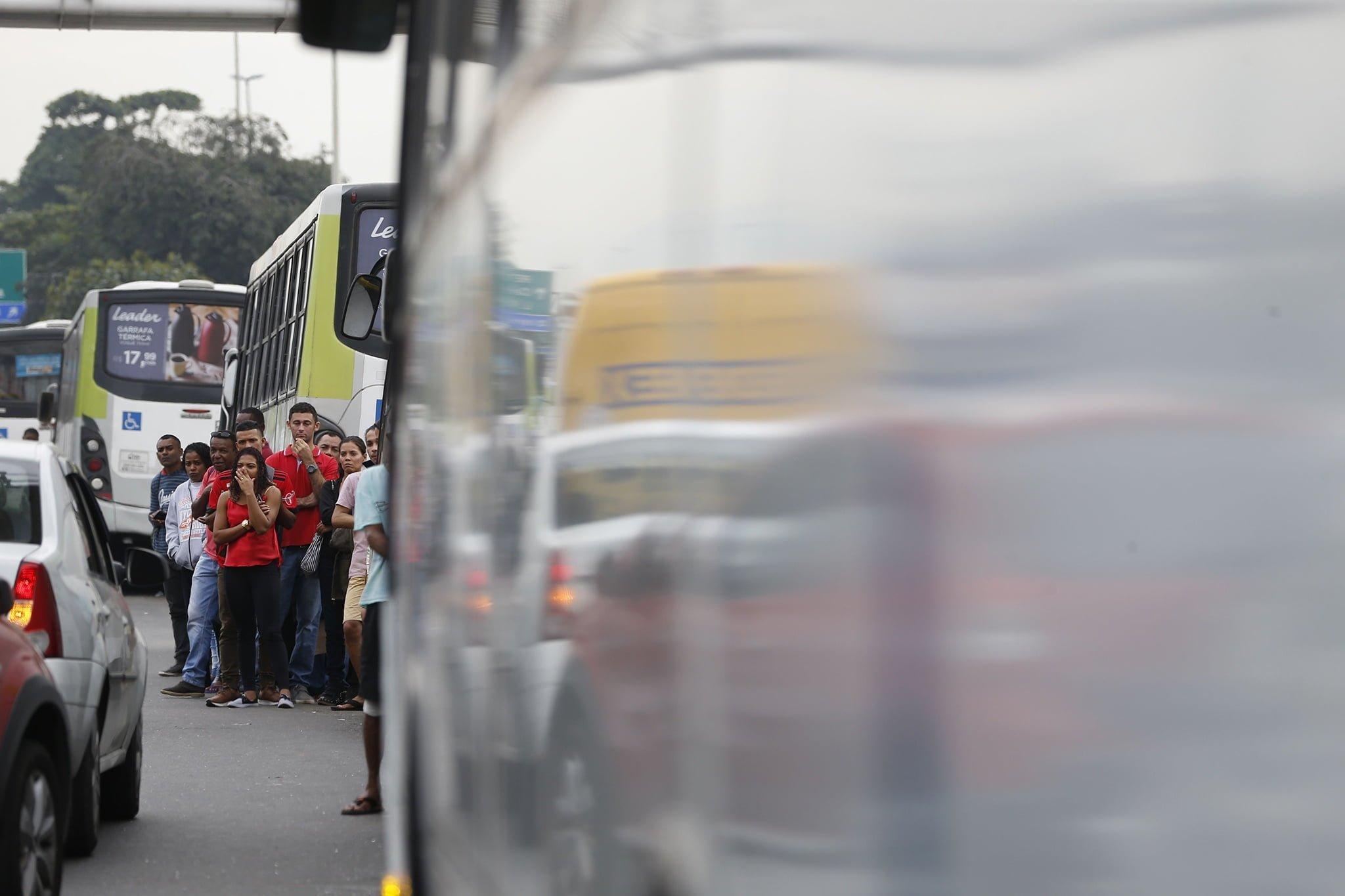 NTU estima que metade das empresas de ônibus vão falir