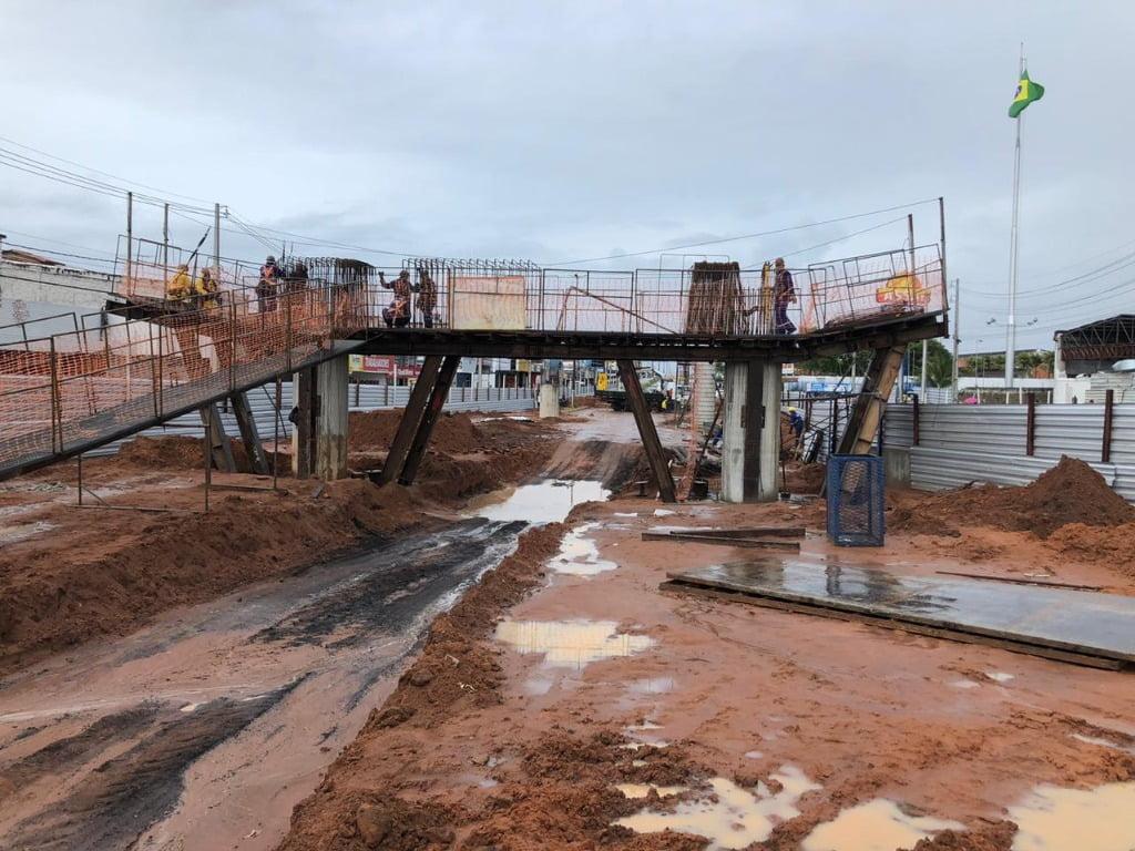 Obras do Gancho de Igapó são destaque do DNIT no Rio Grande do Norte em 2020