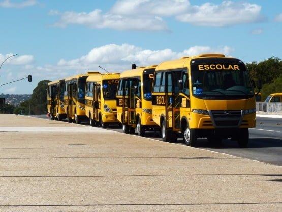 Consulta pública vai definir especificações de novos ônibus escolares