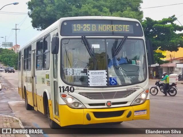 Natal: Linha 19-25 sofre alteração de itinerário