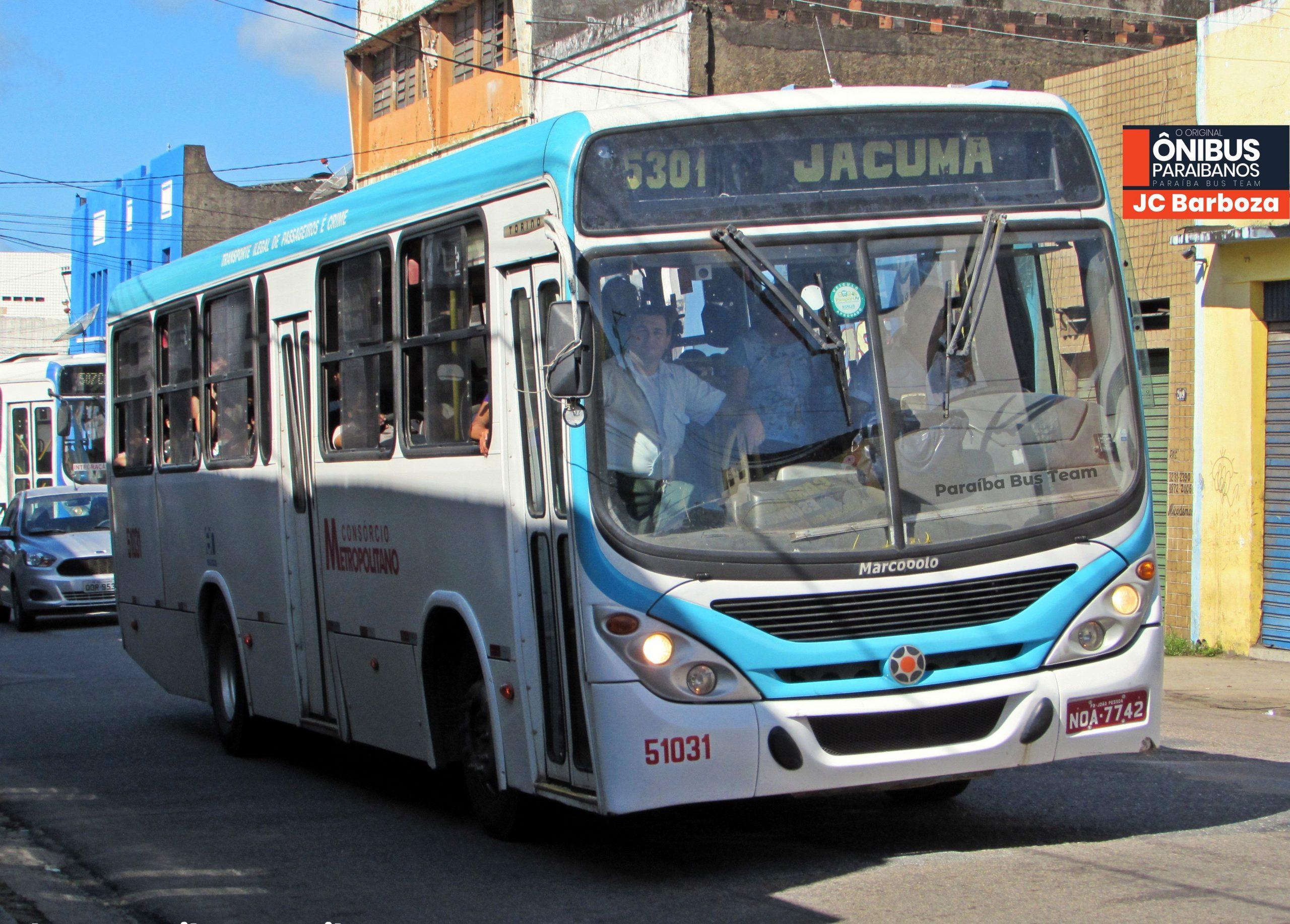 Na Paraíba, empresa Transnacional não tem mais ônibus sem elevador