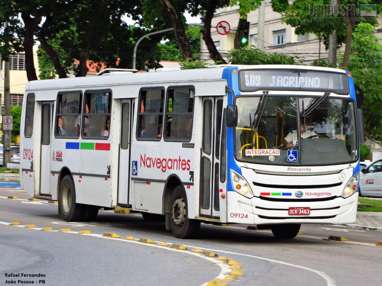 PB: Ônibus voltam a circular em João Pessoa de forma planejada e sem lotação