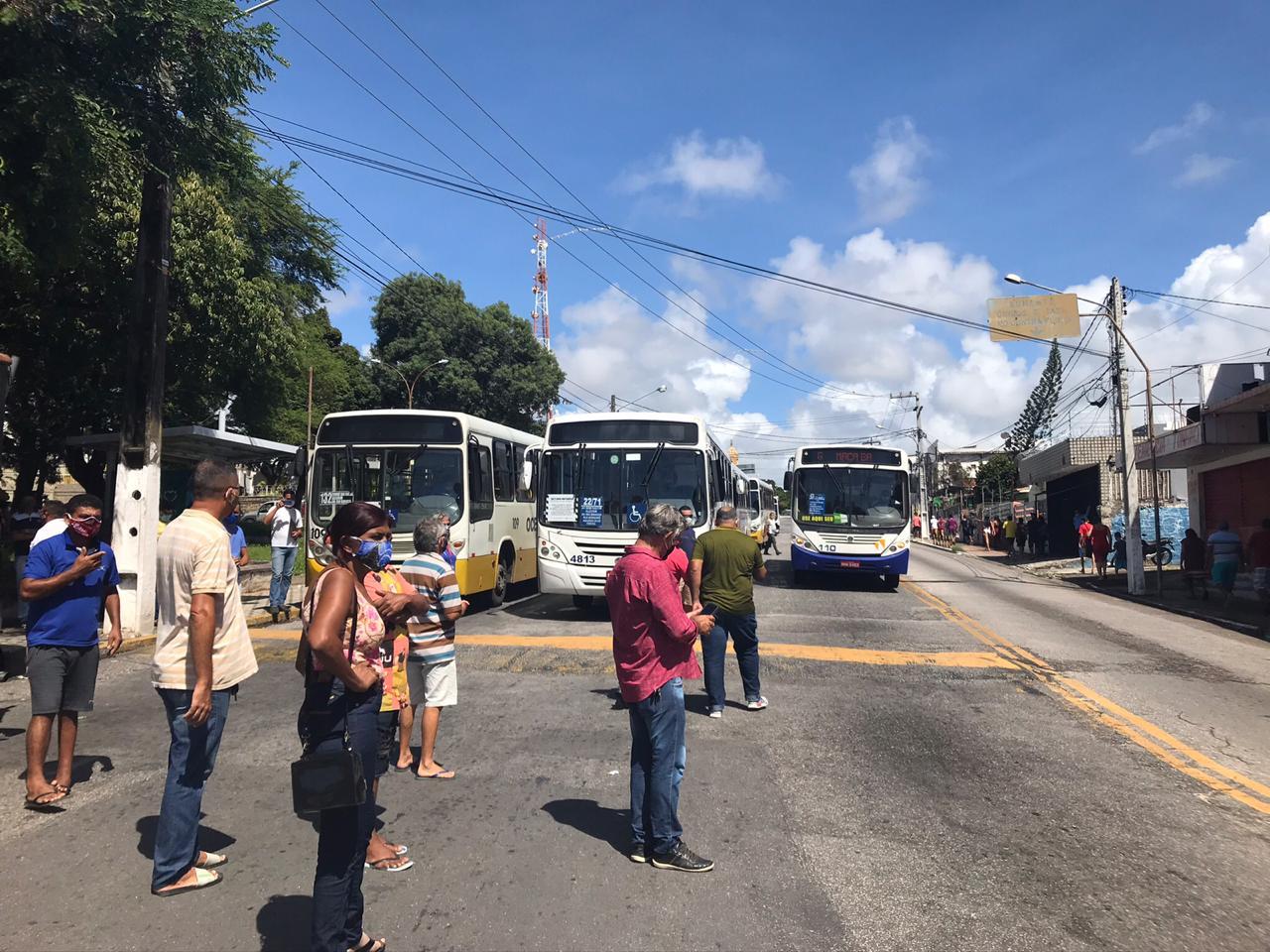 Natal: Greve dos rodoviários começa na sexta-feira, com frota de emergência disponível