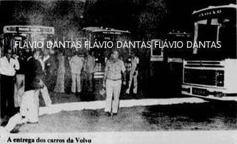 Retrô: Um raro ônibus Volvo da empresa Guanabara