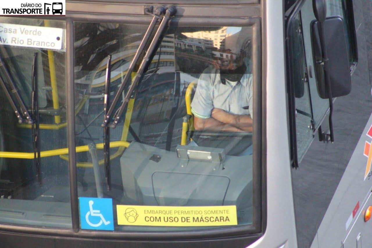 Ao menos 40 funcionários do sistema de ônibus de São Paulo podem ter morrido de Covid-19, diz sindicato