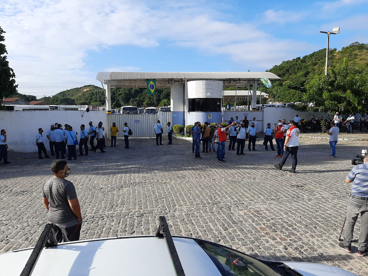 Prefeitura do Natal aciona justiça contra a greve dos rodoviários