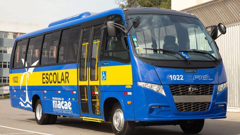 RJ: Fiel Turismo, de Macaé, adquire 65 veículos Volare