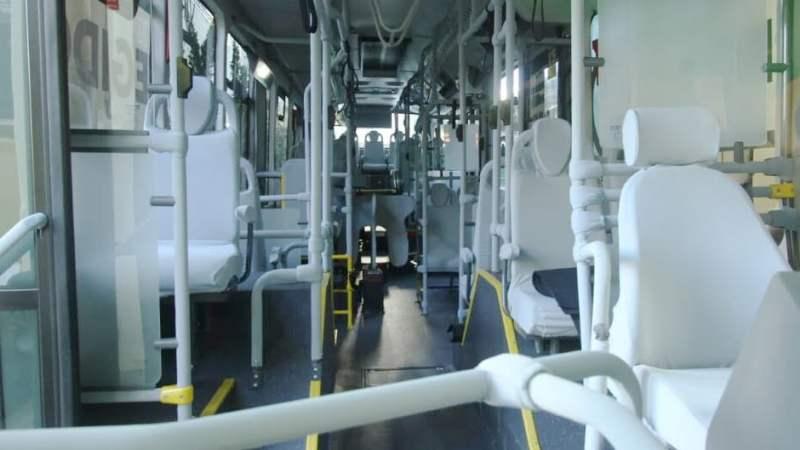 Caio faz parte de solução em prol da biossegurança do modal ônibus