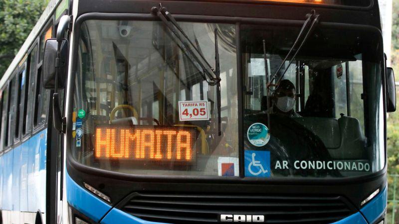RJ: Ônibus do Rio devem ficar com janelas abertas e sem ar-condicionado durante o verão