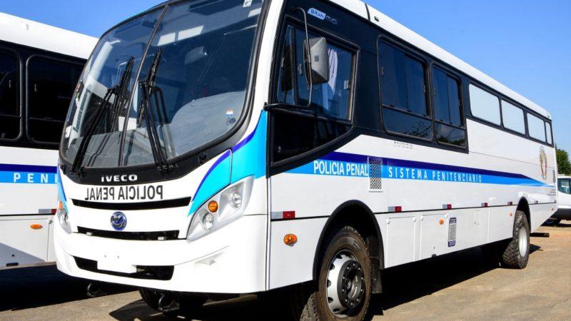 Iveco entrega 66 unidades do chassi 150S21 para o Departamento Penitenciário