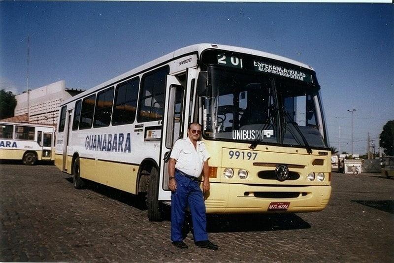 #TBT Unibus RN: Relembrando os Sveltos Volkswagen da Guanabara