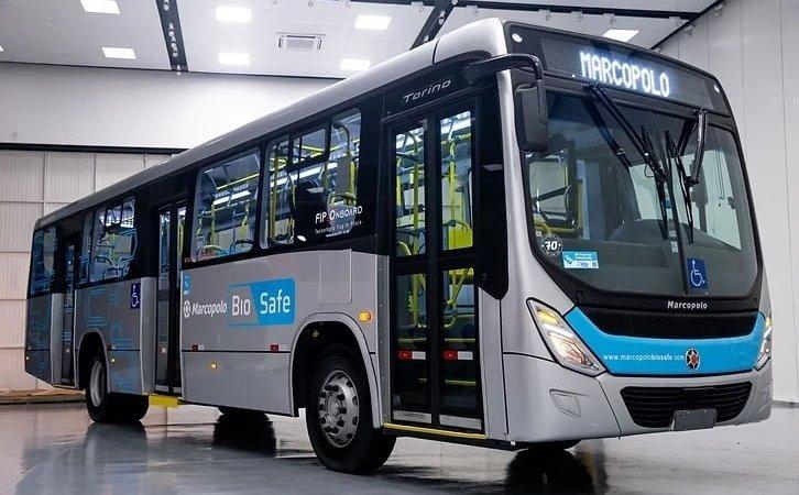 Marcopolo amplia suas soluções de biossegurança para ônibus e micro-ônibus